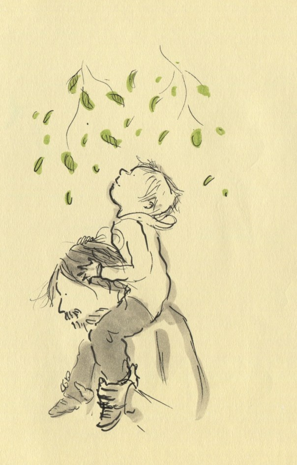 sitting on the shoulders of giants © Angie Stevens and Doodlemum, 2010-2013.