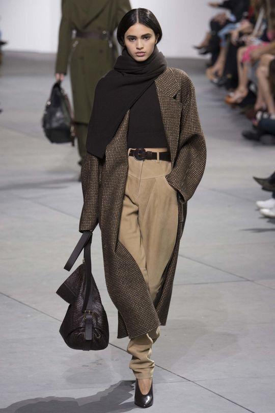 Michael Kors ready-to-wear autumn/winter '17/'18 - Vogue Australia
