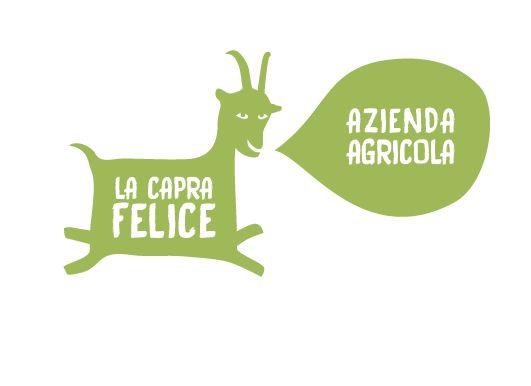 La Capra Felice Formaggio BIO Logo