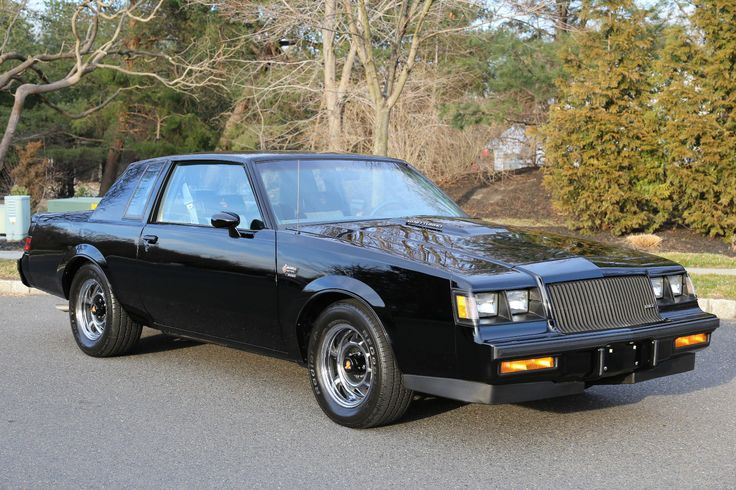 King of the Road Transport Here is how we top rated. #LGMSports deliver it with http://LGMSports.com 1987 BUICK GRAND NATIONAL TURBO