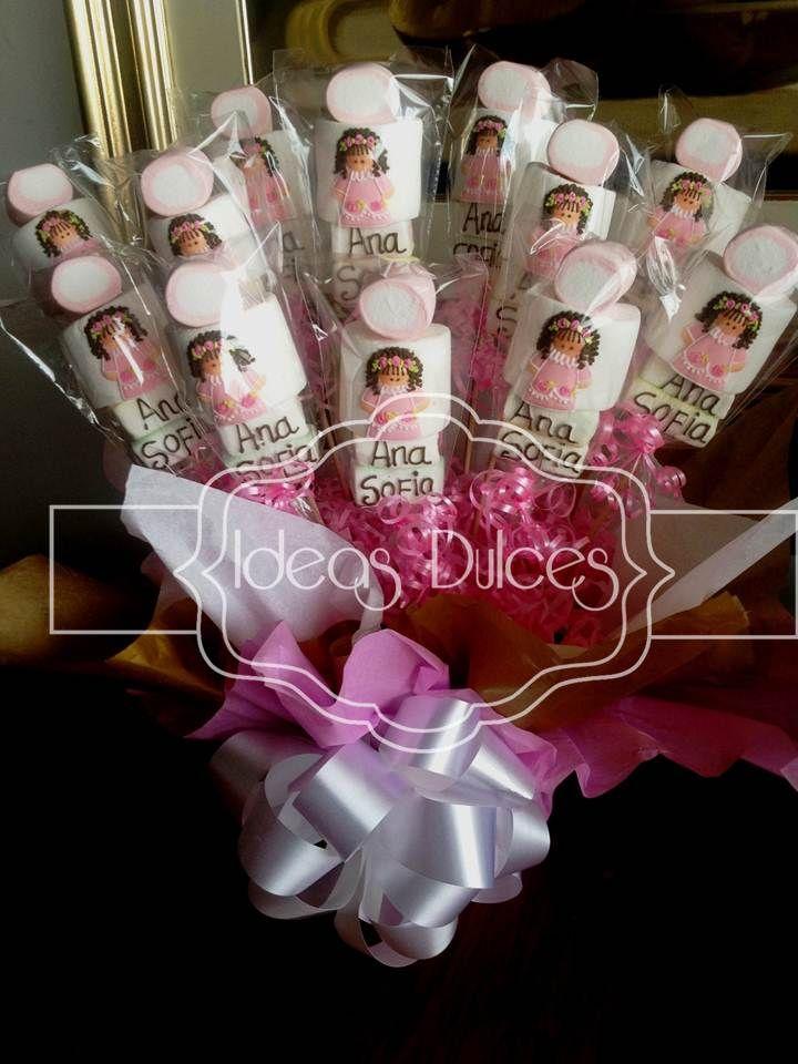 Best 25 arreglo para bautizo ideas that you will like on pinterest centros de mesa con flores - Como hacer centros de mesa para bautizo ...