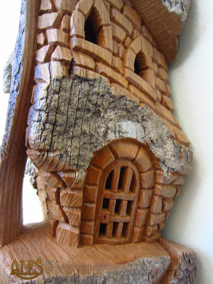 17 best images about carving house fairy whimsical ideas for Cottonwood designs