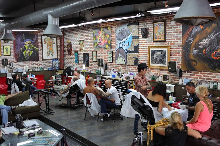 tattoo studio ideas - Google Search