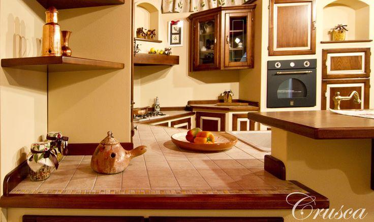 Cucina Artigianale fatta su misura in Sardegna Crusca : Mobilificio Orru