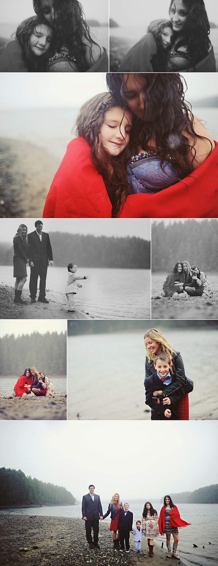 vancouver island family photographer,forest family, unique family photos in the woods, outdoor family photos, rainy family photos, vancouver island photographer, vancouver island, family in the rain, rainy photos, rain, family photographs, outside lifestyle photography, family photo, beautiful family photo, unique, beautiful family photography