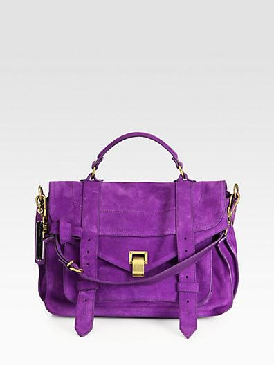 purple! at Saks