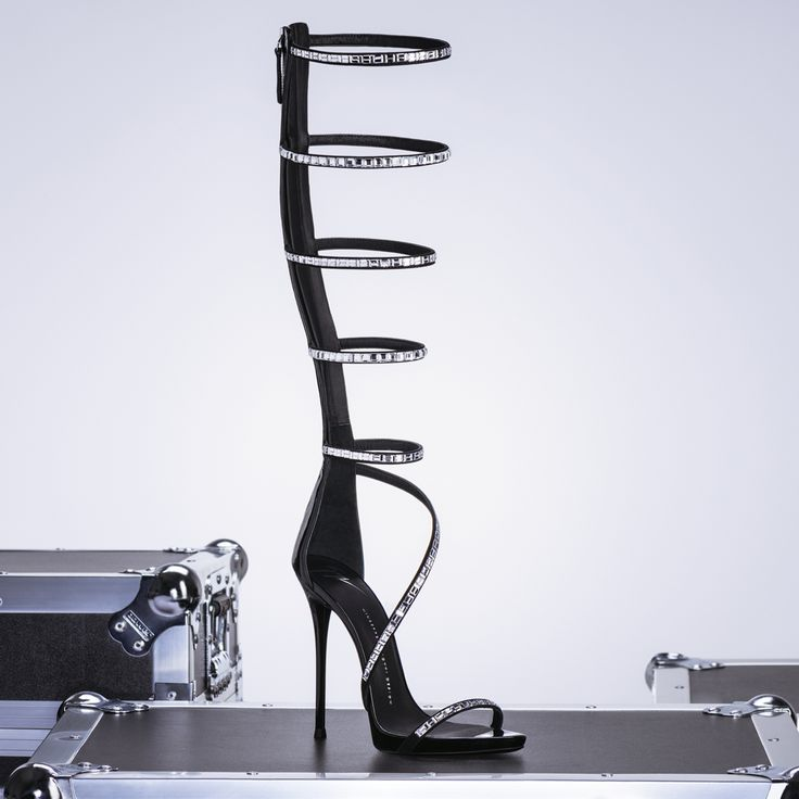 To reach dazzling new heights. The CALLIOPE HIGH.