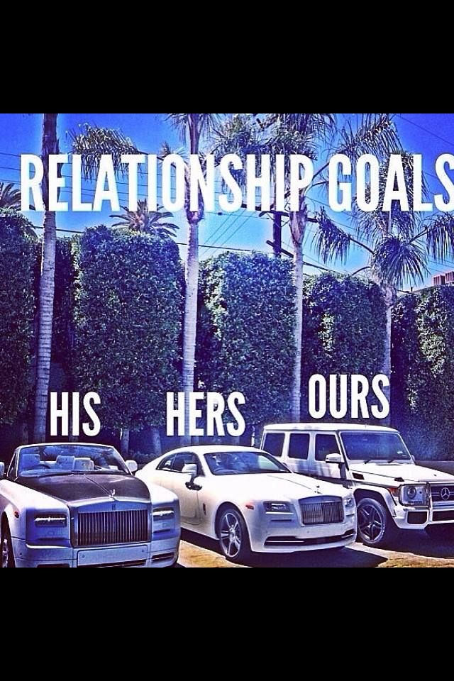 his hers ours relationship goals messages