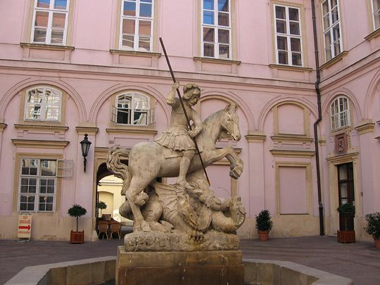 Bratislava, Slovakia - October 2006