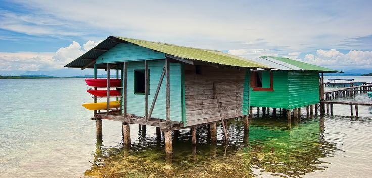 Colorful and full of Caribbean-style clapboard houses, Bocas del Toro (better known simply as Bocas town) was built by the United Fruit Company in...