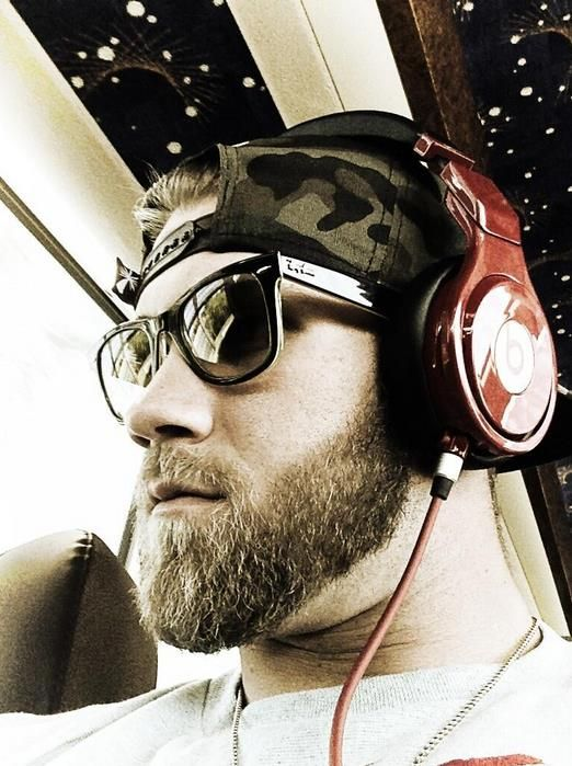 Bryce Harper's beard..ughh oh my gosh I would die happy if I could just carress it and get lost in that testosterone filled jock's gorgeous face <<33