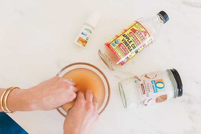 Gel polish recovery treatment
