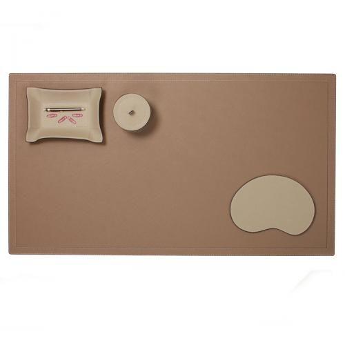 Schreibtischauflage XL, stone Jetzt bestellen unter: http://www.woonio.de/produkt/schreibtischauflage-xl-stone/
