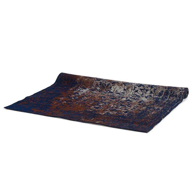 Dulce karpet 160x230cm roodCOCO maison voor Happyathome, Henders&Hazel en Xooon koop je zonder verzendosten en snel bij deleukstemeubels.nl | Deleukstemeubels.nl