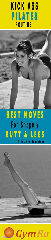 Kick Butt Pilates Routine