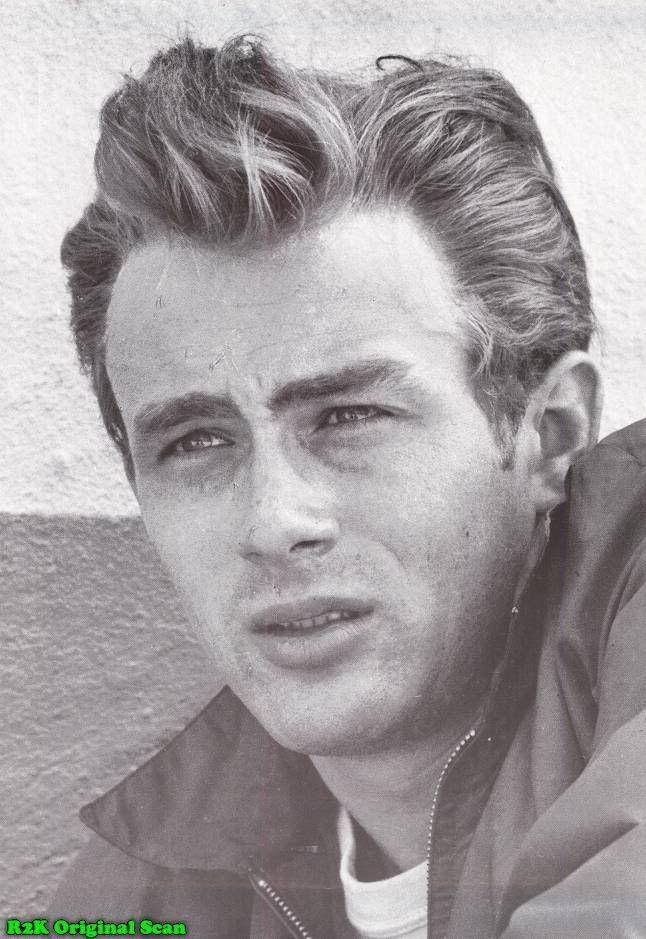 James Dean Pompadour Hairstyle | Cool Men's Hair