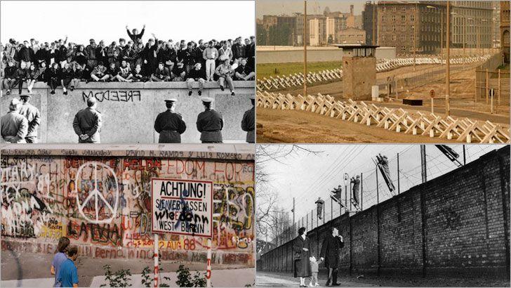 Berlin Duvarı, 13 Ağustos 1961 tarihinde Doğu Alman meclisinin kararı ile Doğu Almanya vatandaşlarının Batı'ya kaçmalarını engellemek amacıyla Berlin'de yapılan 46 kilometre uzunluğundaki duvardır.