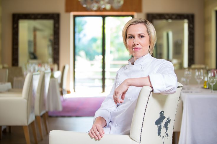 Chef Michelle Theron, our new Executive Chef