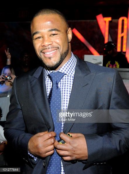Rashad Evans   Rashad Evans Stock Photos and Pictures   Getty Images