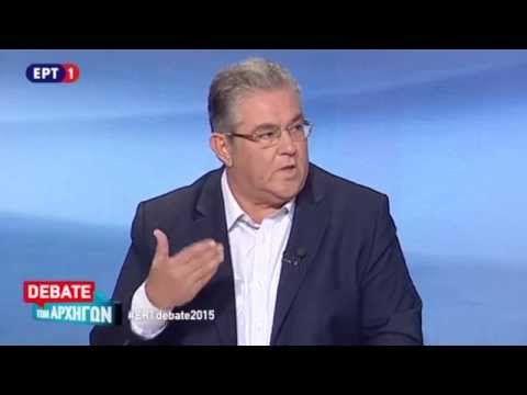 Οι παρεμβάσεις του Δημήτρη Κουτσούμπα στην τηλεμαχία των πολιτικών αρχηγών (VIDEO) | ΕΡΓΑΤΙΚΗ ΕΞΟΥΣΙΑ