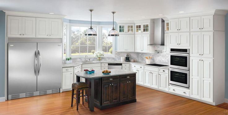 Image result for frigidaire professional standalone fridge freezer