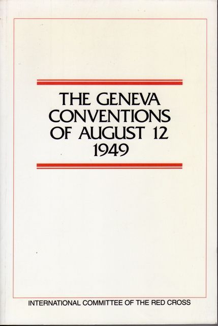 geneva conventions icrc - Google Search