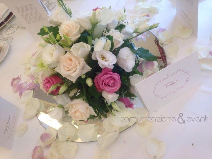 centrotavola.. dalla chiesa alla tavola.. come saper reinventare un pouff fiori per sfruttarlo al meglio durante tutta la giornata