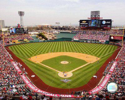 Angels Stadium, Anaheim, Ca