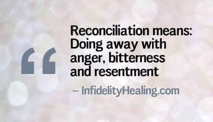 Dealing With Infidelity: The Keys to True Reconciliation
