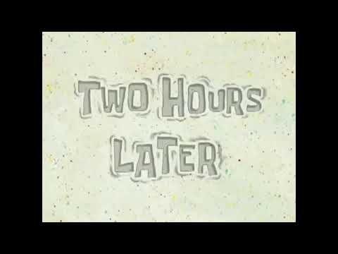 Meme Two Hours Later 8 Spongebob No Copyright Youtube In 2021 Memes Youtube Logo Spongebob