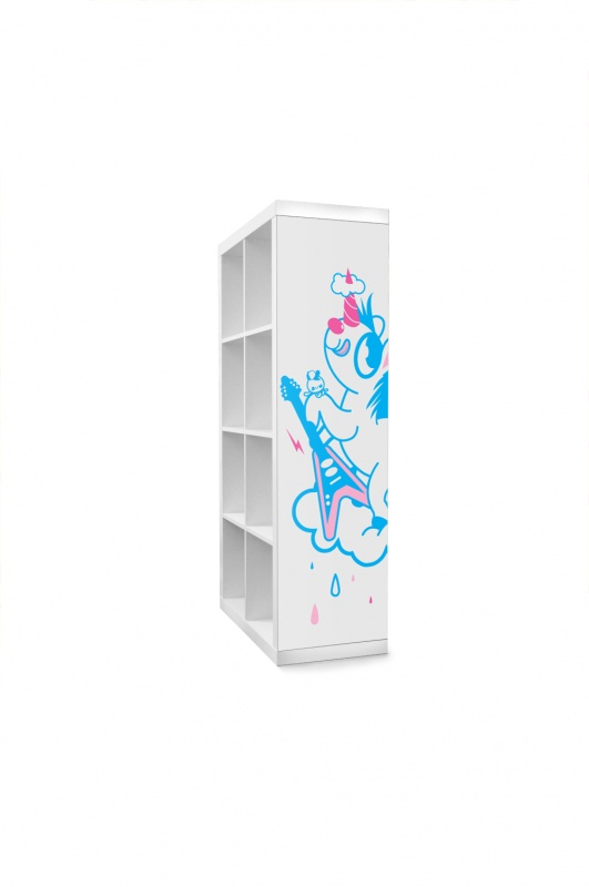 Rocking Pony pink | Customize your IKEA furniture | Mykea $39,00