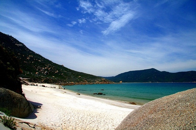 Wilsons Prom Beach near Melbourne  Going here on  Saturday...its a hard life!