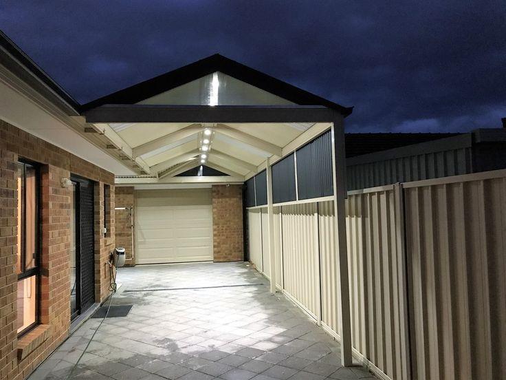 Pergolas Adelaide  Best Designs / Colorbond Steel