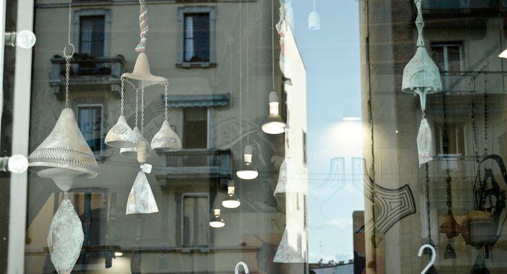 Shop, Milan