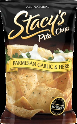 Stacy's Pita Chips with spinach and artichoke hummus...just consumed too much!  So good!