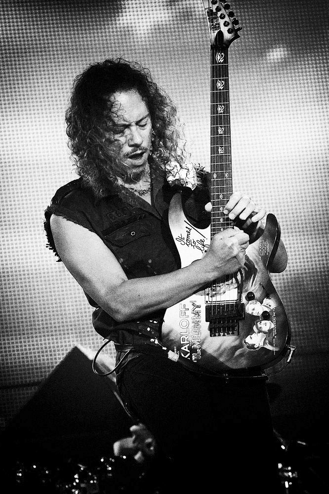 Kirk Hammett - Fade to Black