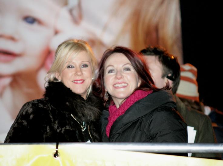 Bernadette Smyth & Niamh Ui Bhriain