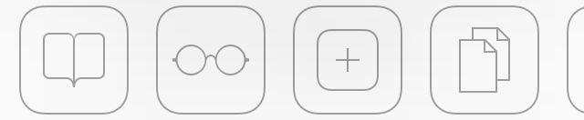 iOS 7 Design Cheat Sheet