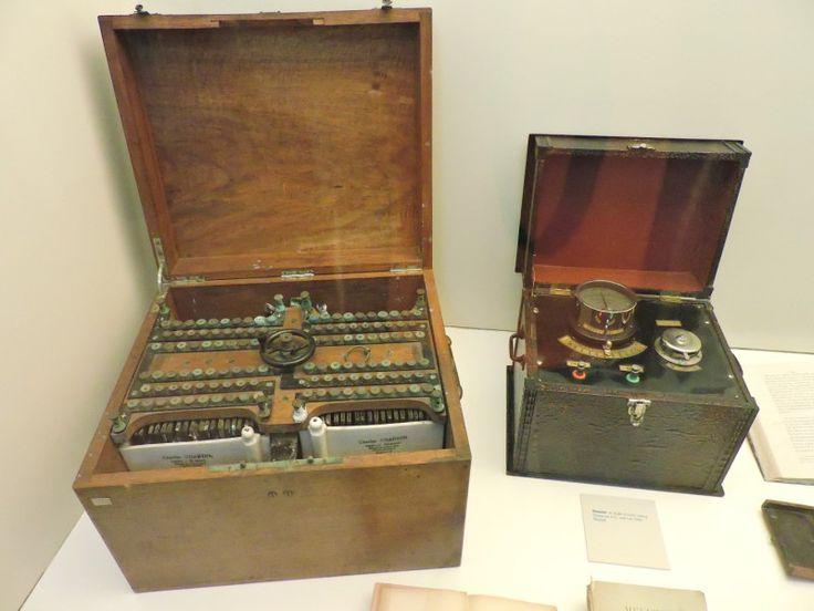 Museo Homeopatía - Los aparatos de la electro-homeopatía eran simples reostatos.