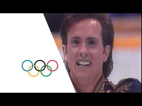 Brian Boitano Figure Skating Highlights - Calgary 1988 Winter Olympics - YouTube