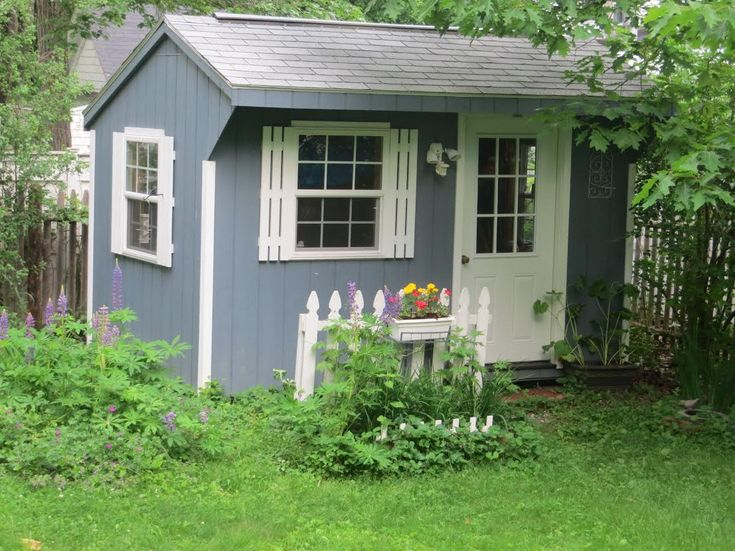 cozy backyard studios - Google Search | Backyard sheds and ...
