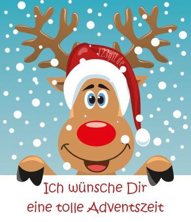 rentiere-0058.gif von 123gif.de Download & Grußkartenversand