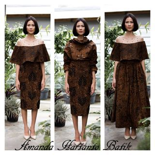 Amanda Hartanto Batik