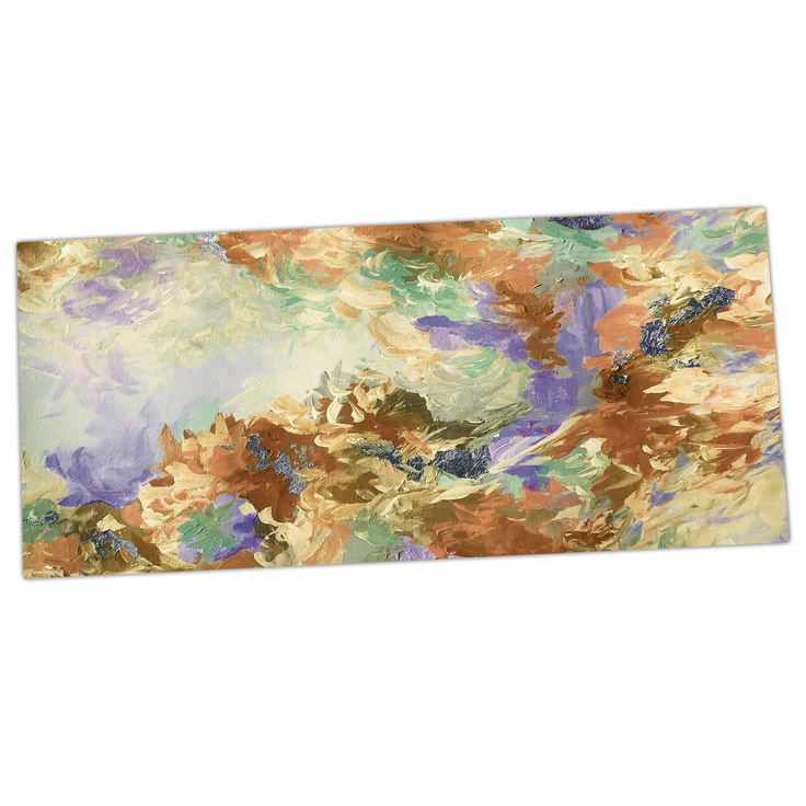 "Ebi Emporium ""When We Were Mermaids 10"" Lavender Tan Desk Mat"