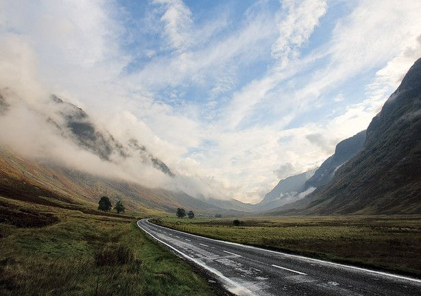 Glencoe Pass Scotland - Preview