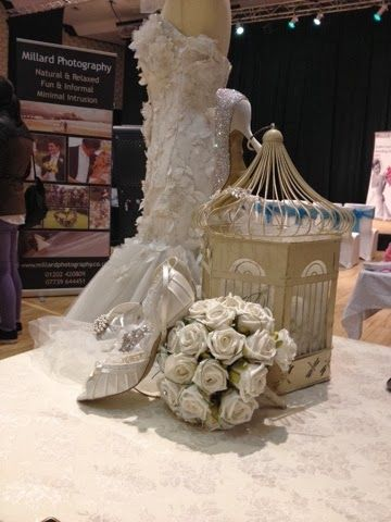 Mojgan Bridal Couture: Poole Lighthouse Wedding Show