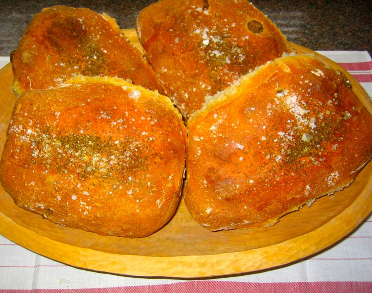 Olivenbrød
