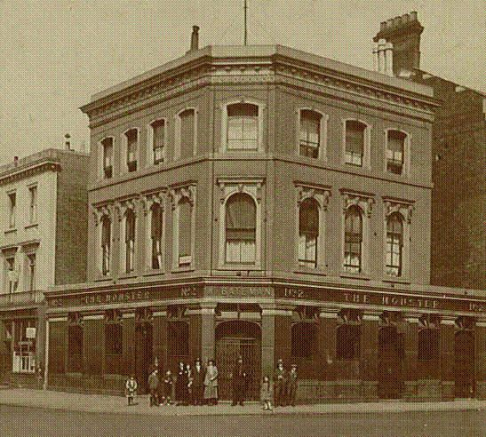 17 best images about pimlico 1907 onwards on pinterest for Terrace 6 pub indore