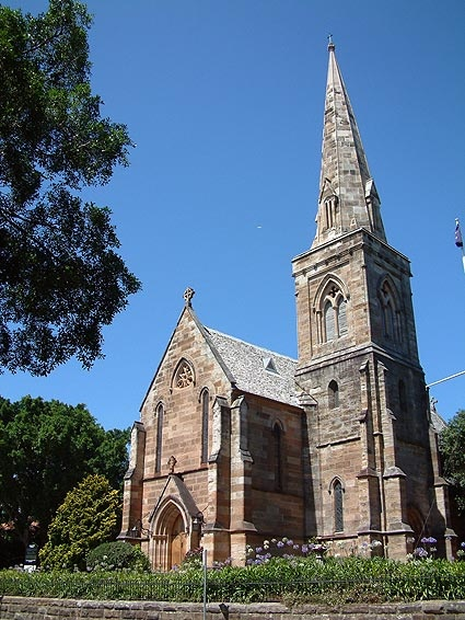 St Mark's, Darling Point