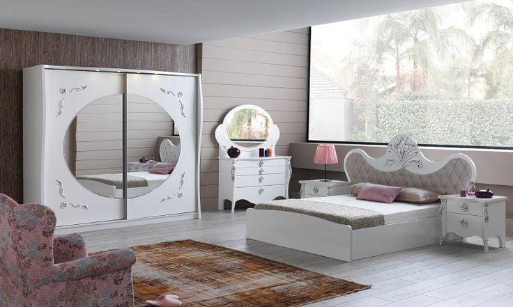 Beyaz rengin en güzel ve konforlu anlatımı... Sanega Avangarde Yatak Odası Takımı Tarz Mobilya'da.  Tarz Mobilya   Evinizin Yeni Tarzı '' O '' www.tarzmobilya.com ☎ 0216 443 0 445 📱Whatsapp:+90 532 722 47 57 #yatakodası #yatakodasi #tarz #tarzmobilya #mobilya #mobilyatarz #furniture #interior #home #ev #dekorasyon #şık #işlevsel #sağlam #tasarım #konforlu #yatak #bedroom #bathroom #modern #karyola #bed #follow #interior #mobilyadekorasyon